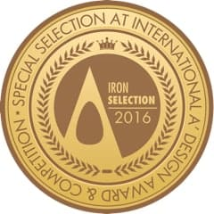 A' Design Award & Competition - Iron Selection