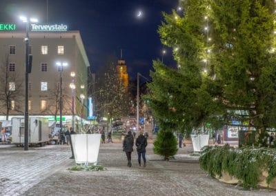 Joulukylä 2015, Lahti