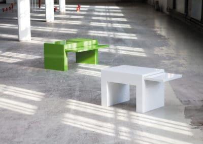 Click -sohvapöytä